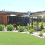 Palmerston Special School security fencing
