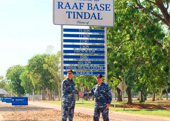 RAAF Base Tindal NACC Works
