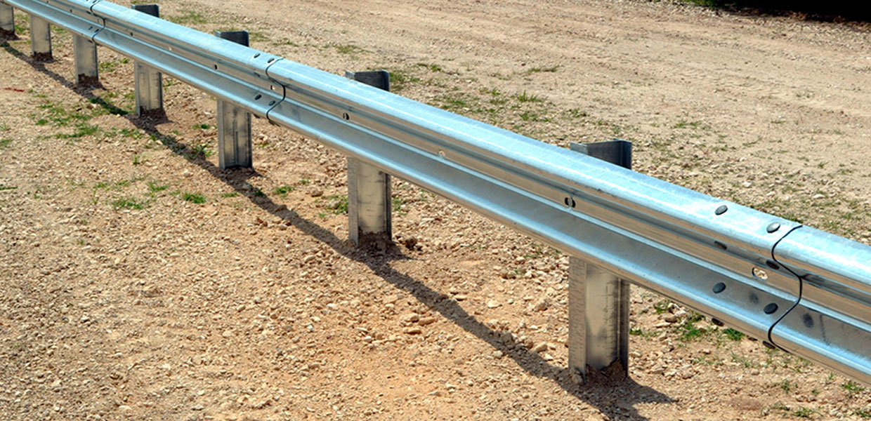 Territory Wire Fencing guardrail